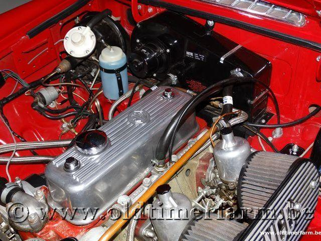 MG B Roadster Red '67 #181