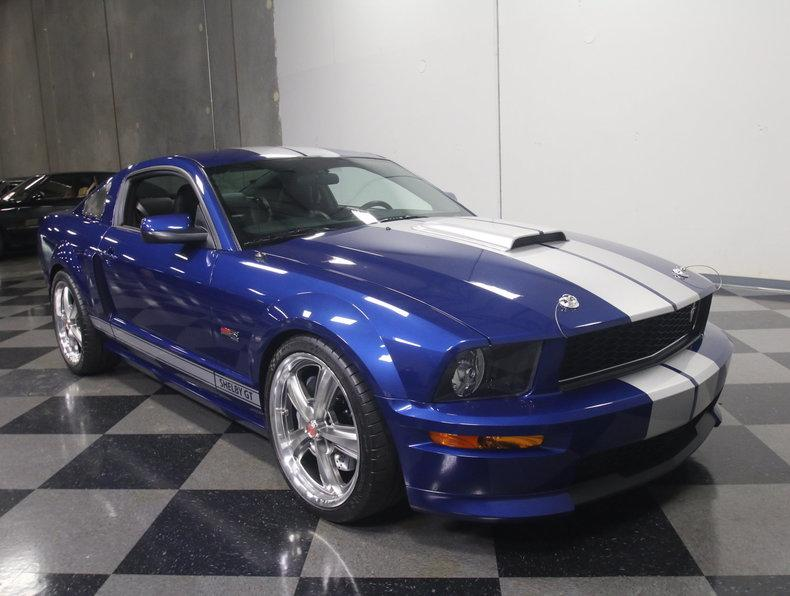 2008 Ford Mustang Shelby GT #27