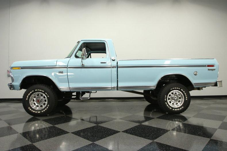 1976 Ford F-150 #9