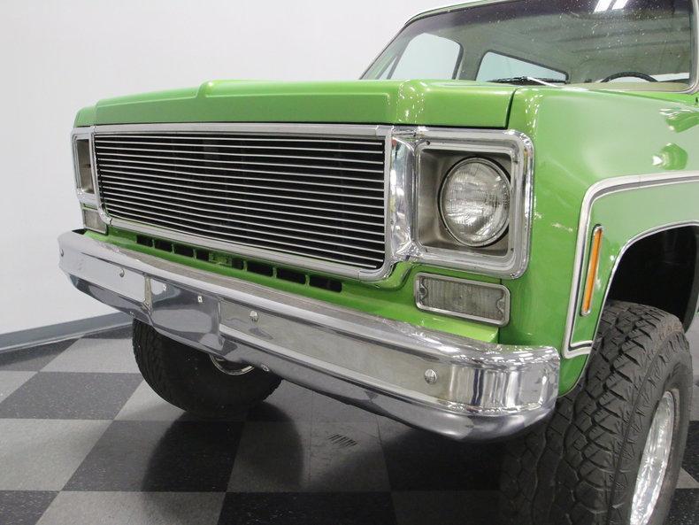 1975 Chevrolet Blazer K5 #11