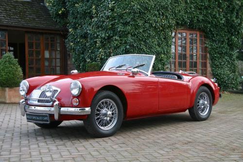 MG TF 1250 1954 for sale | Autoclassics com
