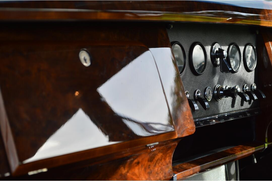 Jaguar Mk2 3.8 Genuine Coombs #22