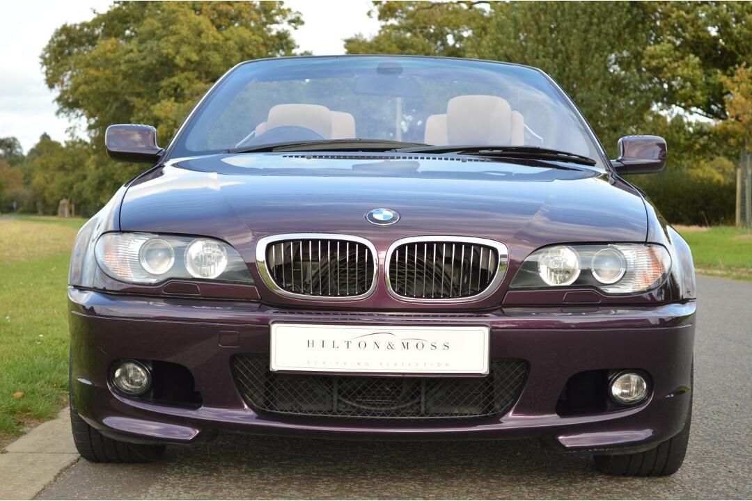 BMW E46 330ci Cabriolet #7