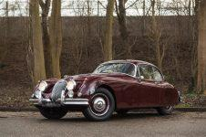 JAGUAR XK 150 FIXED HEAD COUPE #0