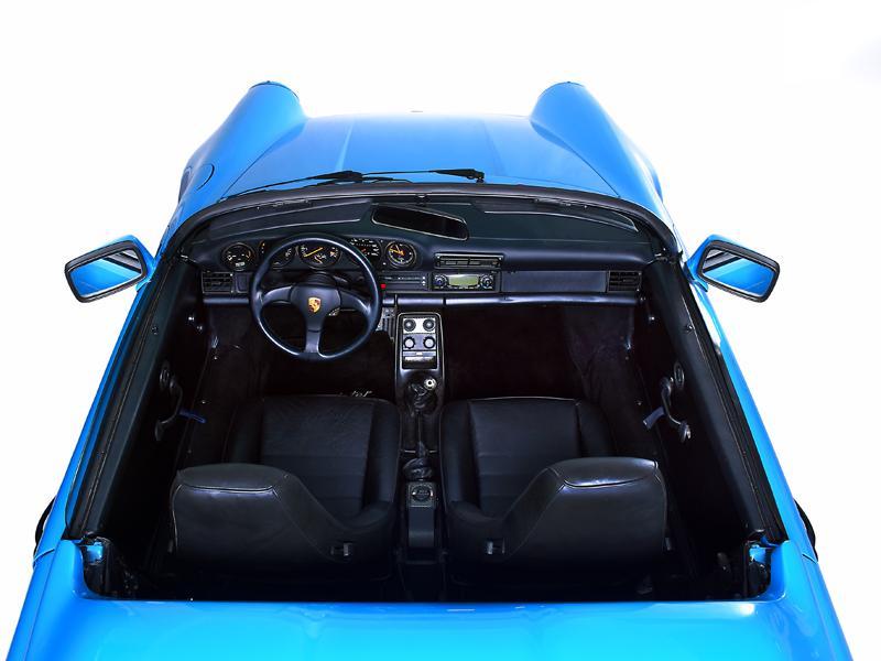 Porsche 930 3.3L Turbo Speedster 1988 #6
