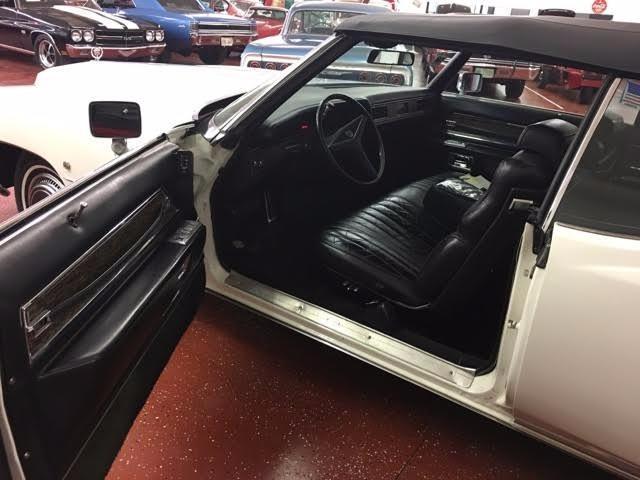 1971 Cadillac El Dorado Classic Caddy Convertible Stock # 18571JSCVO for sale near Mundelein, IL | IL Cadillac Dealer #15