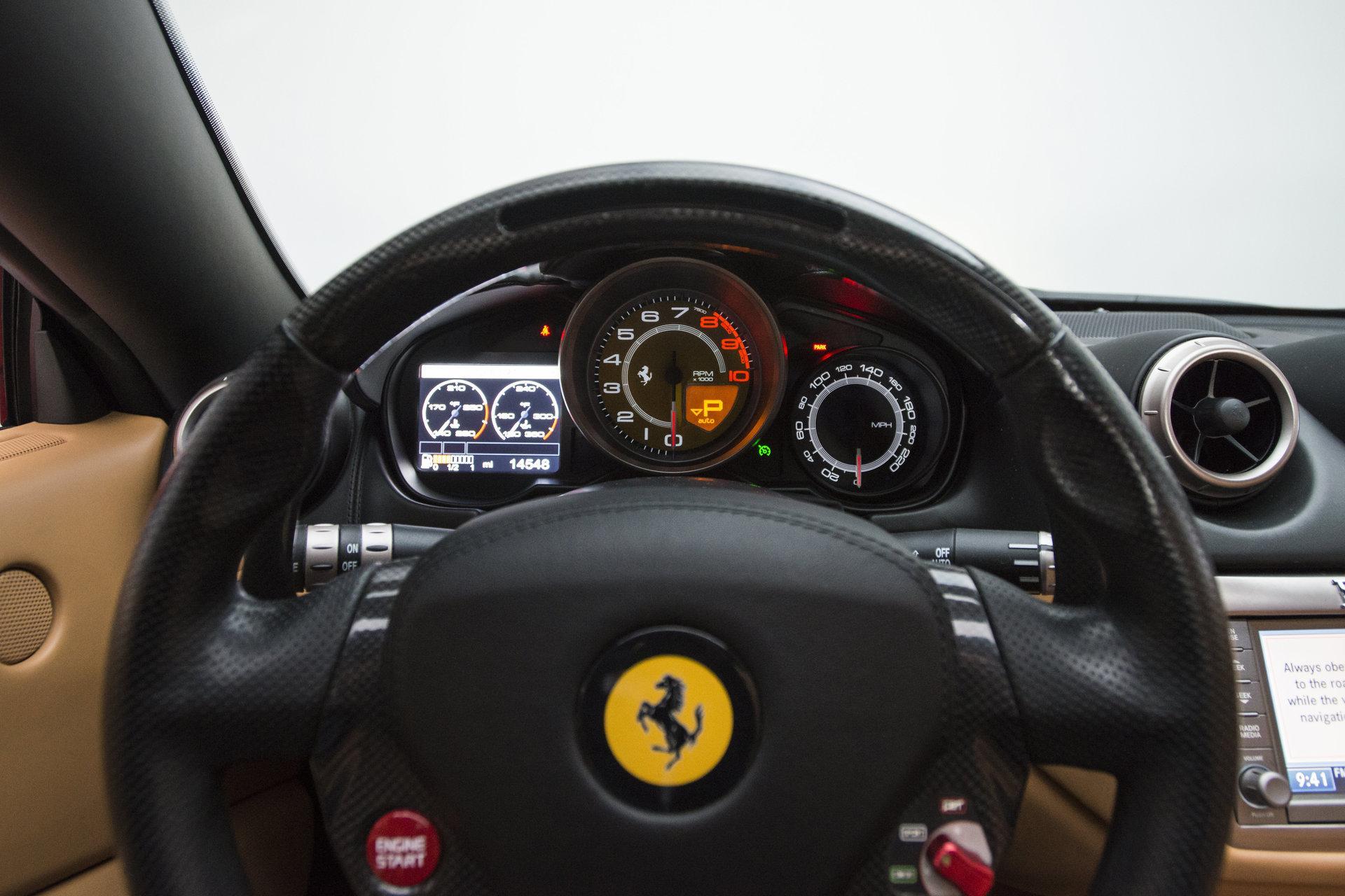 2010 Ferrari California2010 Ferrari California #57