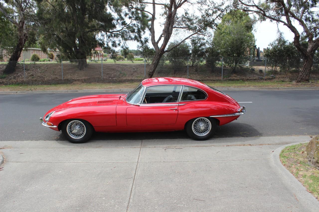 Jaguar E-Type #3