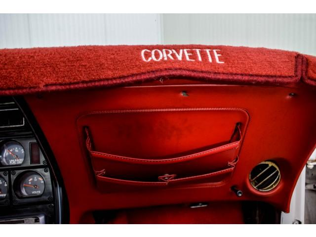 Chevrolet Corvette C3 T-Top Targa #60