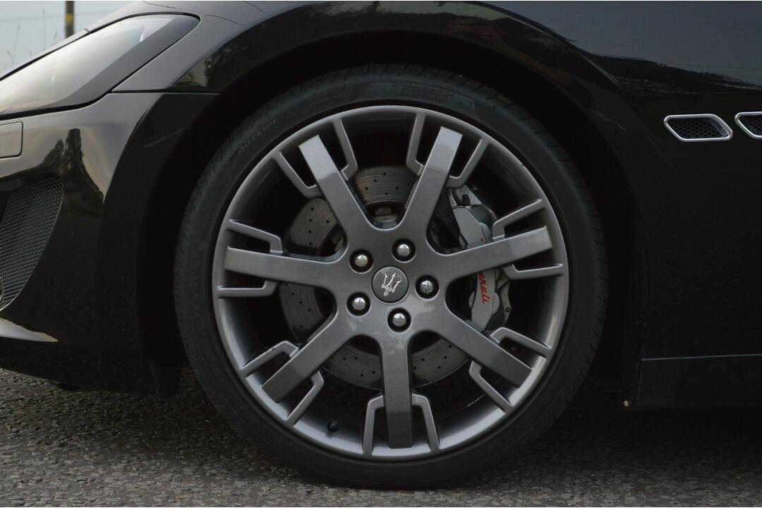 Maserati Gran Turismo #8