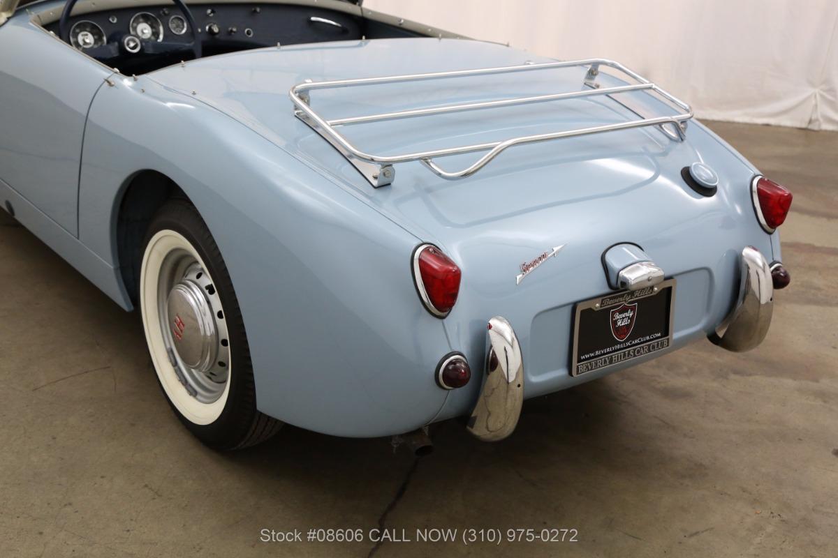 1961 Austin-Healey Bug Eye Sprite #26