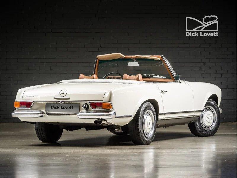 Mercedes-Benz W113 280SL 'Pagoda' 1970 #1