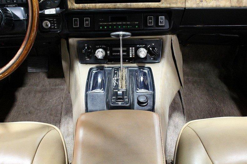 1986 Jaguar XJS #37