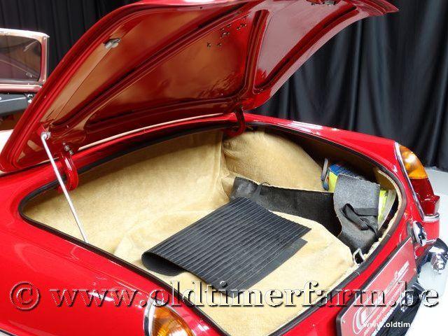MG B Roadster Red '67 #137