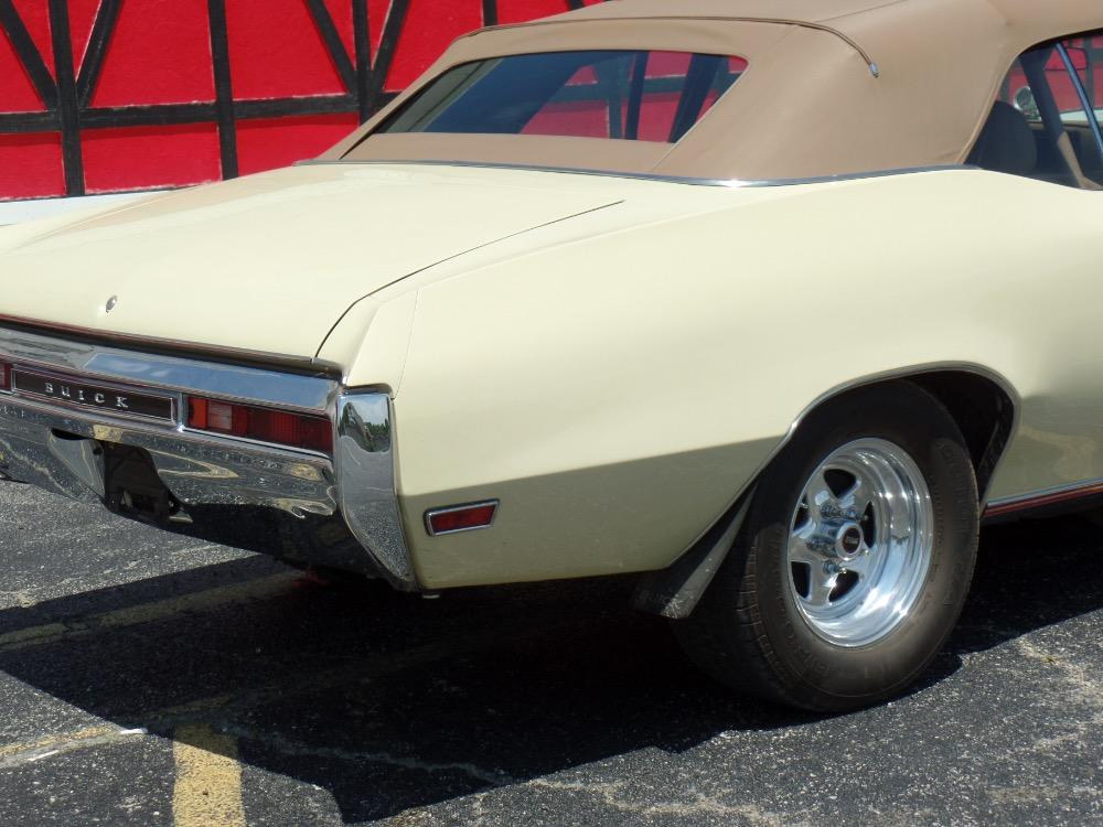 1970 Buick GS 10 SECOND PROVEN MACHINE--SEE VIDEO Stock # 28455CVO for sale near Mundelein, IL | IL Buick Dealer #11