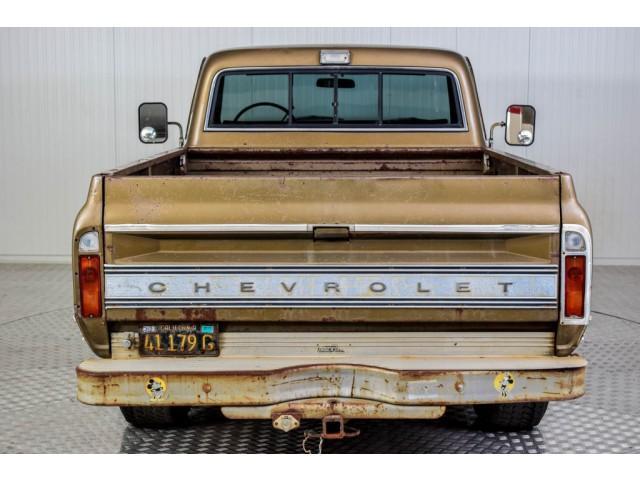 Chevrolet Pickup Custom Camper V8 #3