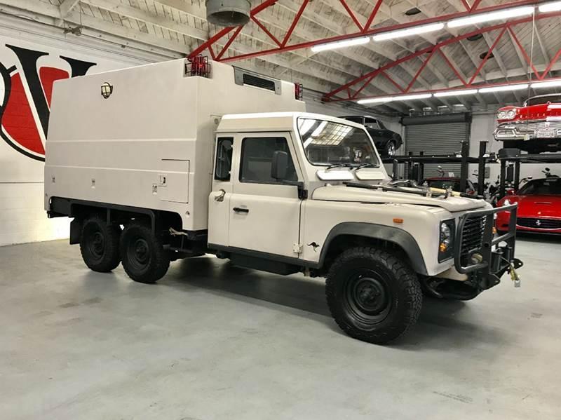 Land Rover Defender 110 Perentie Ambulance 6x6 1989 #2