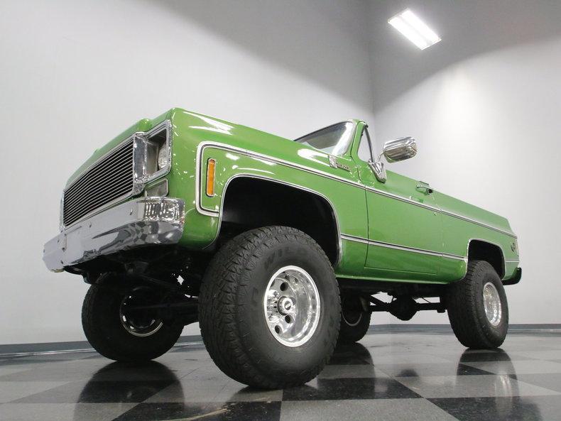 1975 Chevrolet Blazer K5 #10
