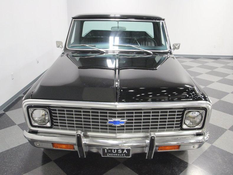 1971 Chevrolet C10 #5