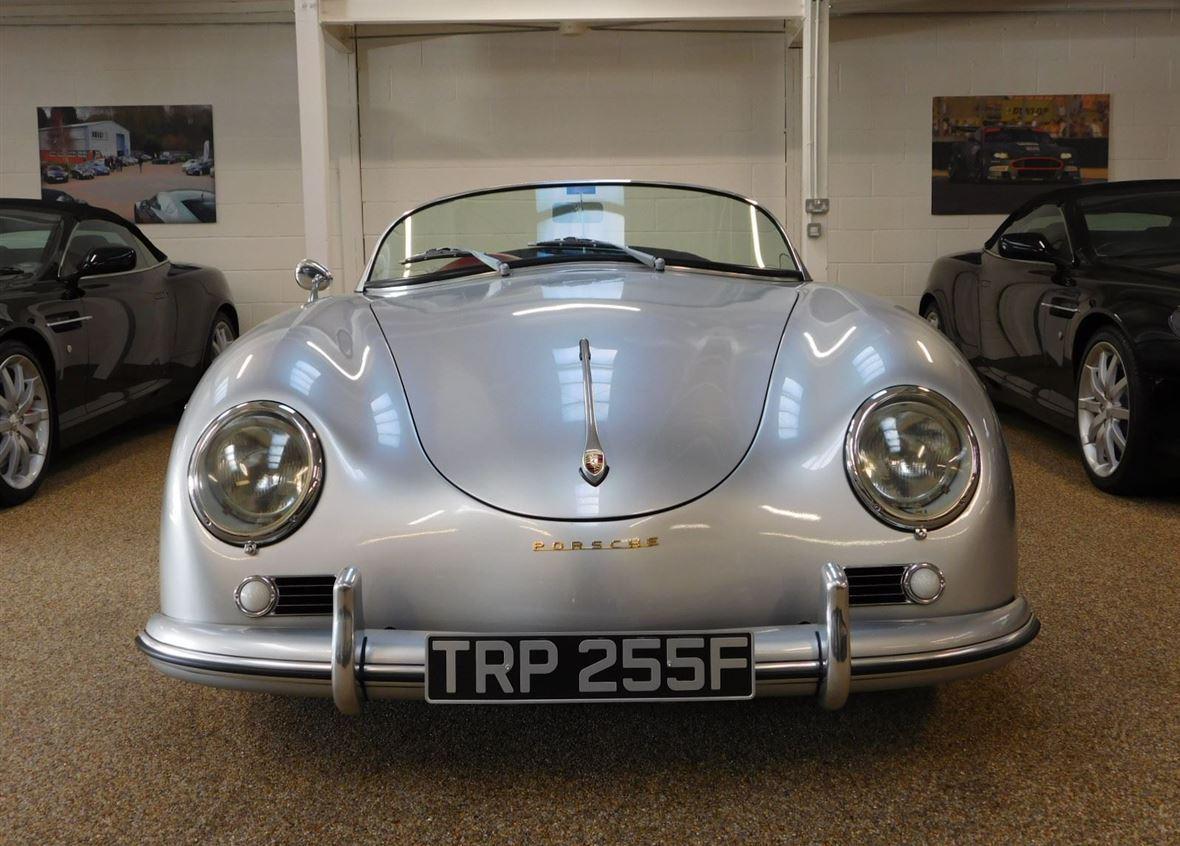 Porsche 356 Speedster 1968 #4