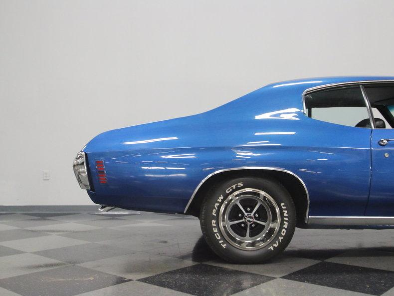 1971 Chevrolet Chevelle #22
