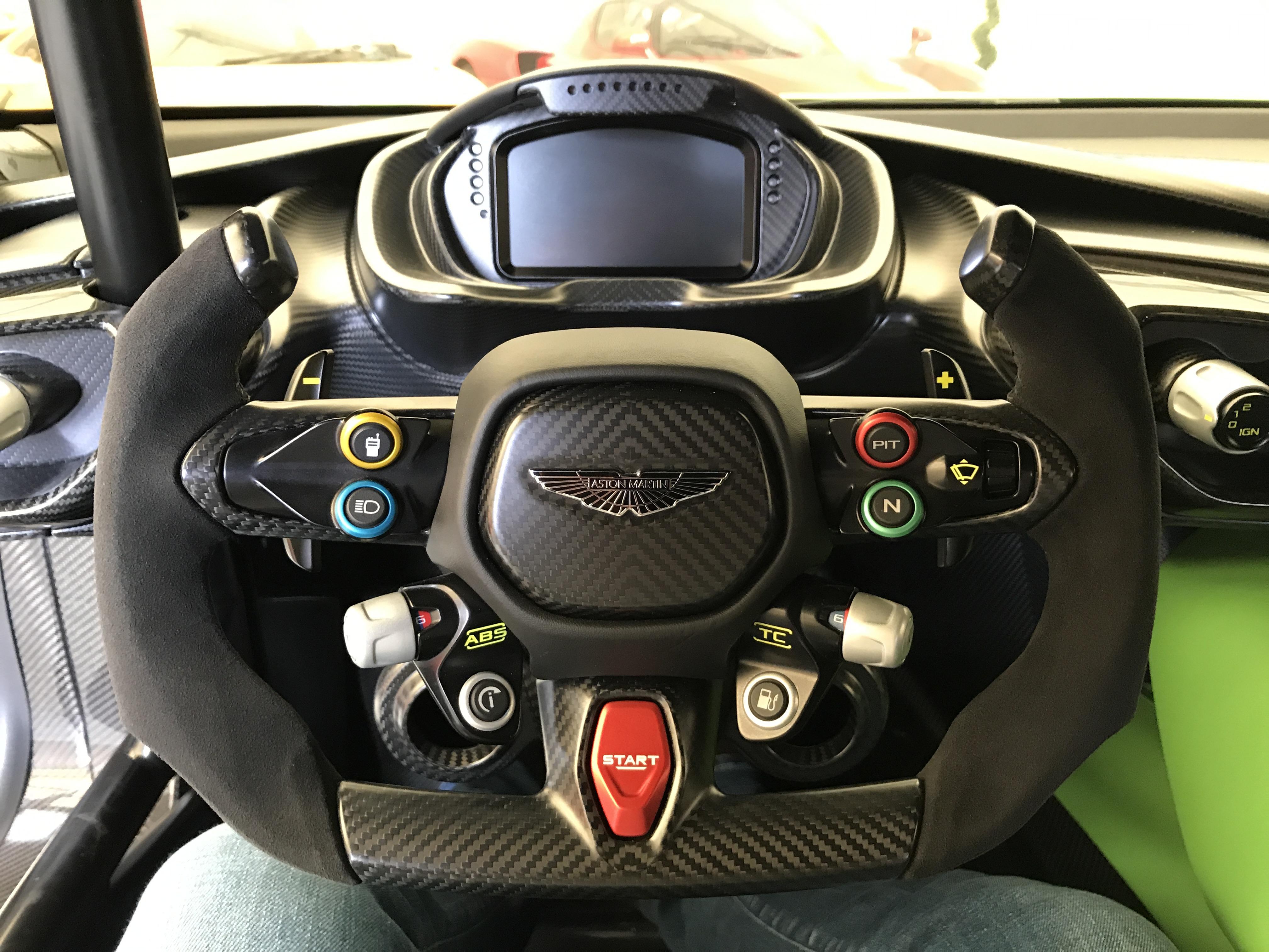 Aston Martin Vulcan (Vat Qualifying) #4