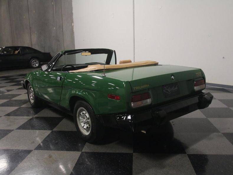 1980 Triumph TR7 #23