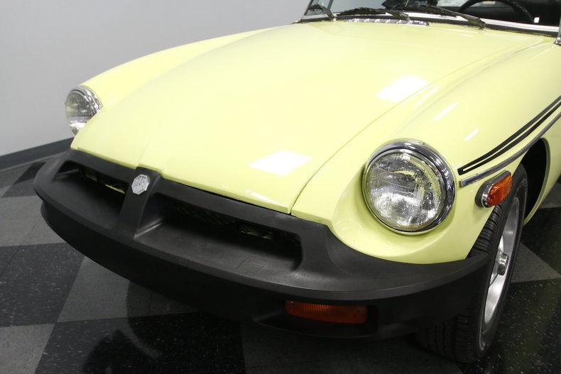 1976 MG MGB #7