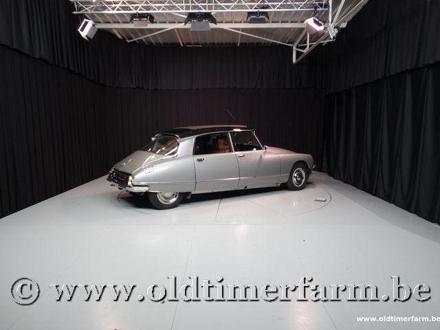 Citroën DS23 Injection Pallas Découvrable '73 #171