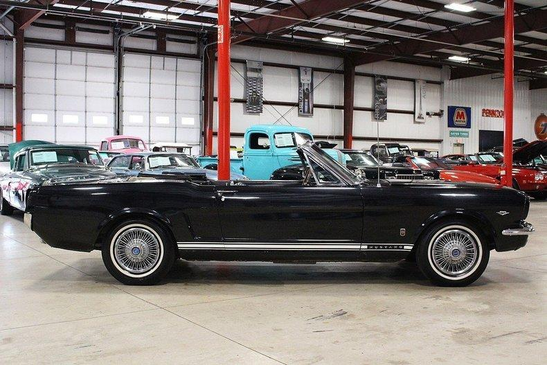 1966 Ford Mustang #5