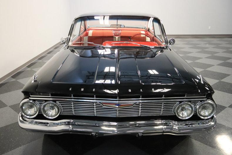 1961 Chevrolet Impala Bubbletop #5