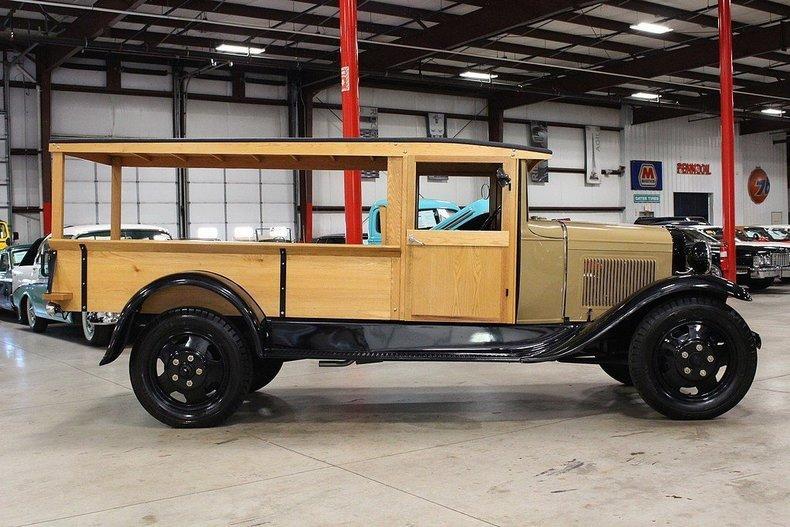 1931 Ford AA Huckster #5