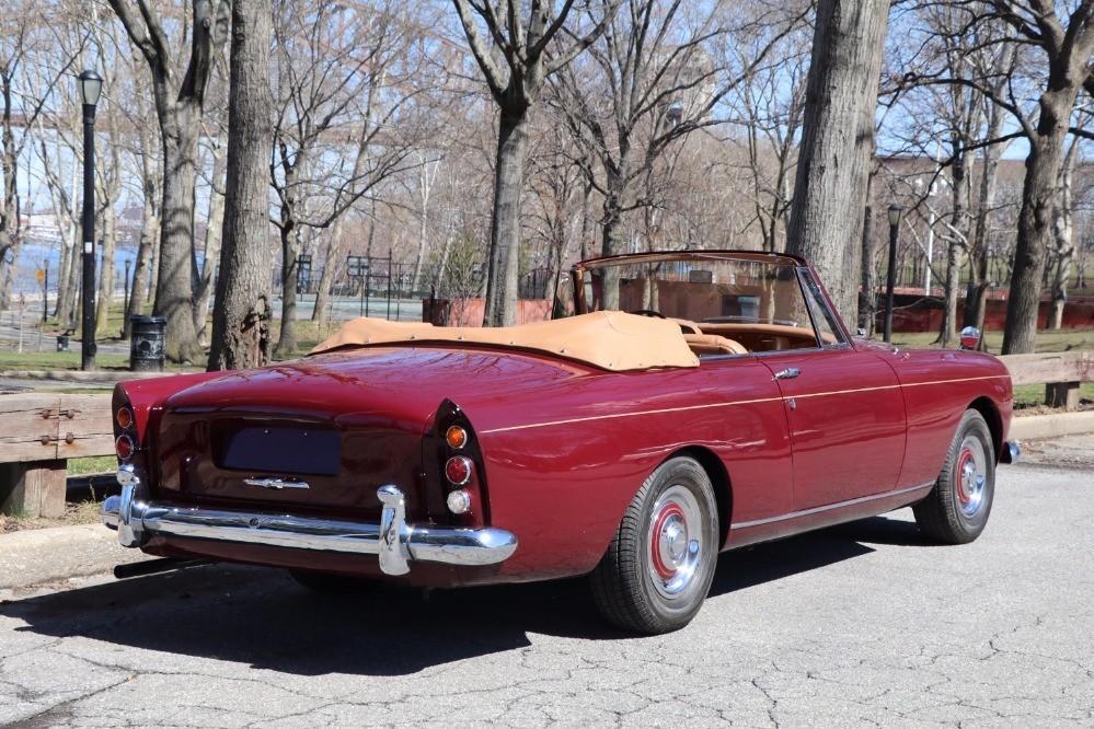 1962 Bentley S2 Continental Park Ward #8