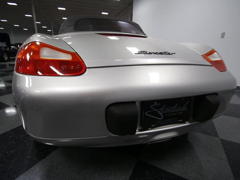 2002 Porsche Boxster #70