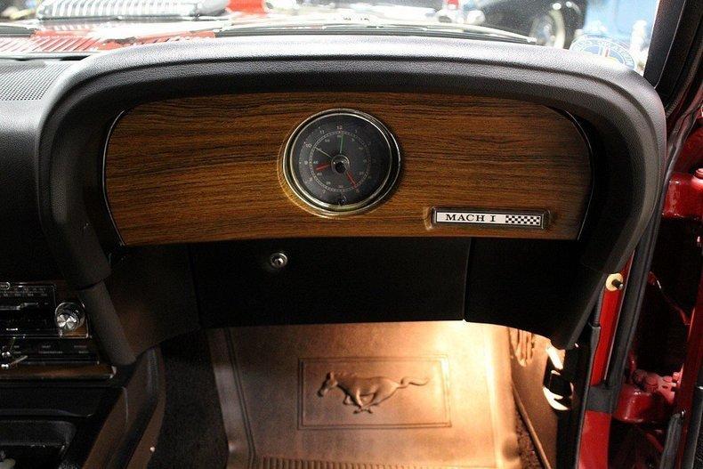 1970 Ford Mach 1 428 COBRA JET #38