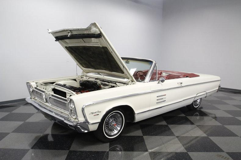 1966 Plymouth Sport Fury Convertible #28
