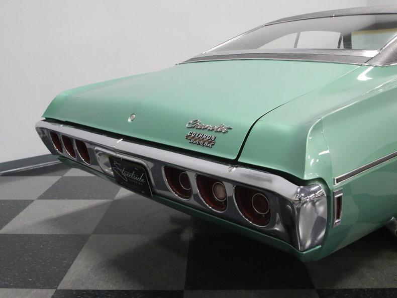 1968 Chevrolet Impala #21
