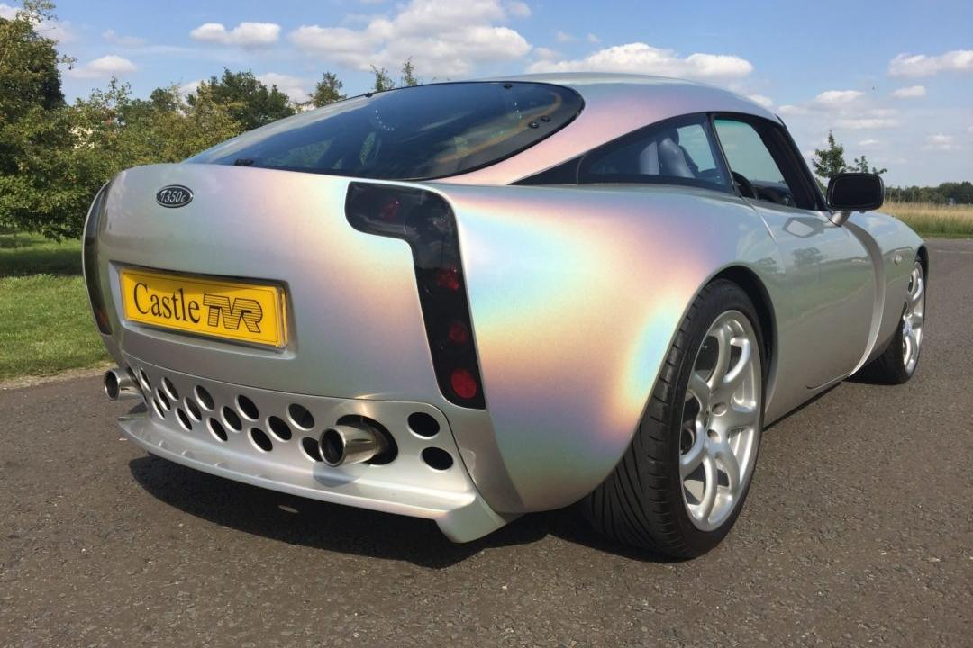 TVR T350c #0
