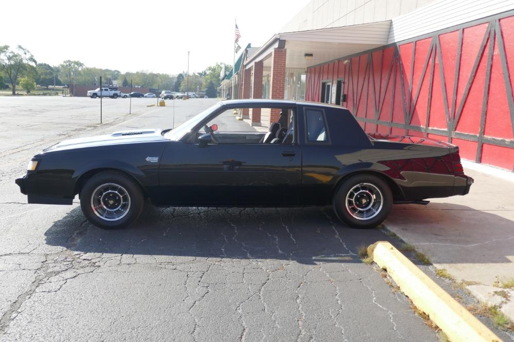 1987 Buick Grand National -ONE OWNER WITH 44k MILES -T-TOPS- SEE VIDEO Stock # 3887JC for sale near Mundelein, IL | IL Buick Dealer #6