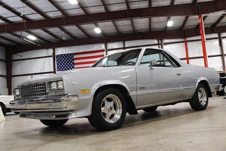 1985 Chevrolet El Camino #86