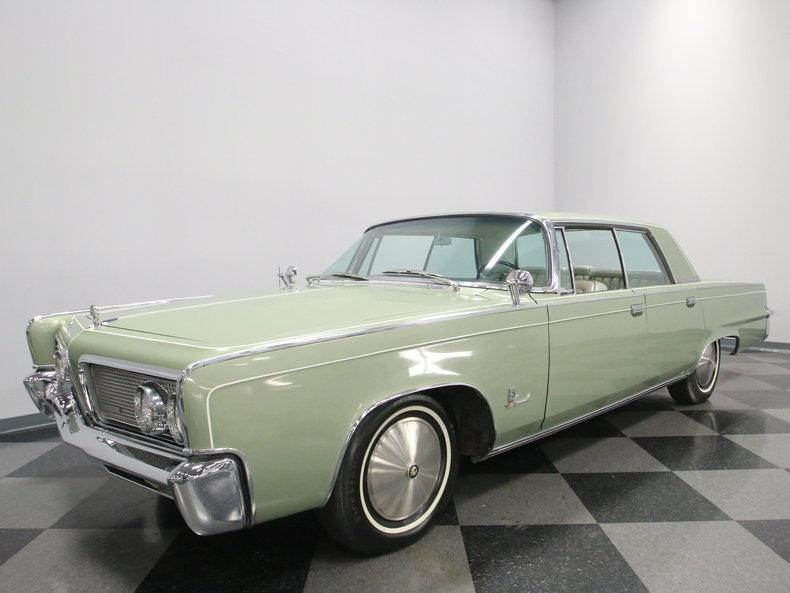 1964 Chrysler Imperial Crown #6