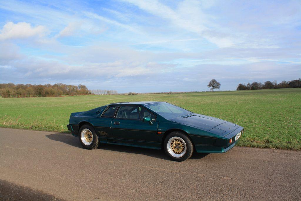 Lotus Esprit Turbo, 1986. 34,000 miles. Two owners from new! #0