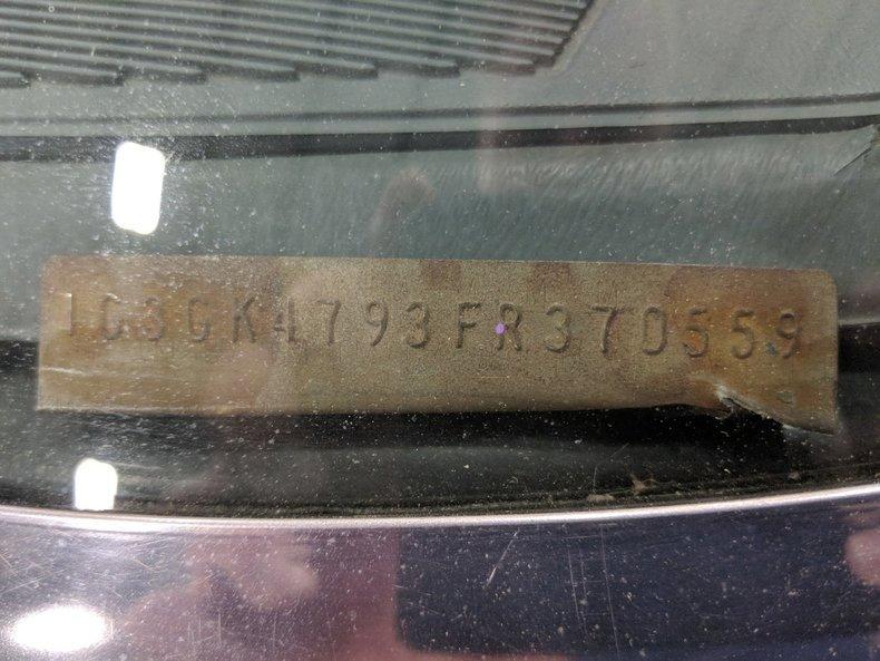 1985 Oldsmobile 442 #56