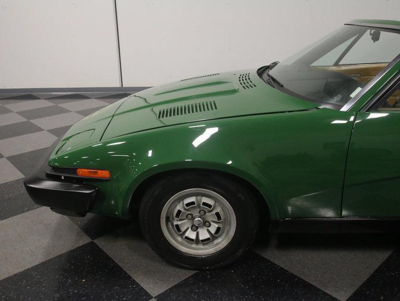 1980 Triumph TR7 #17