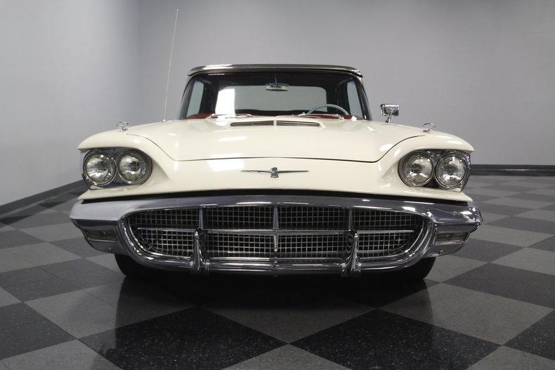 1960 Ford Thunderbird J-Code #4