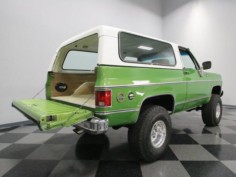 1975 Chevrolet Blazer K5 #55