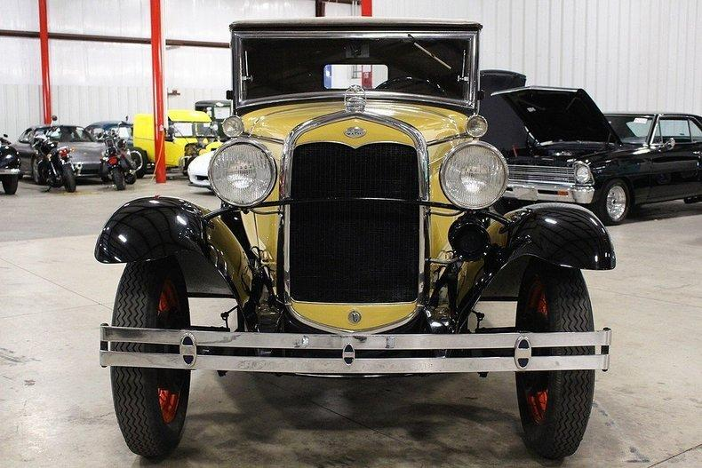 1931 Ford Model A #56