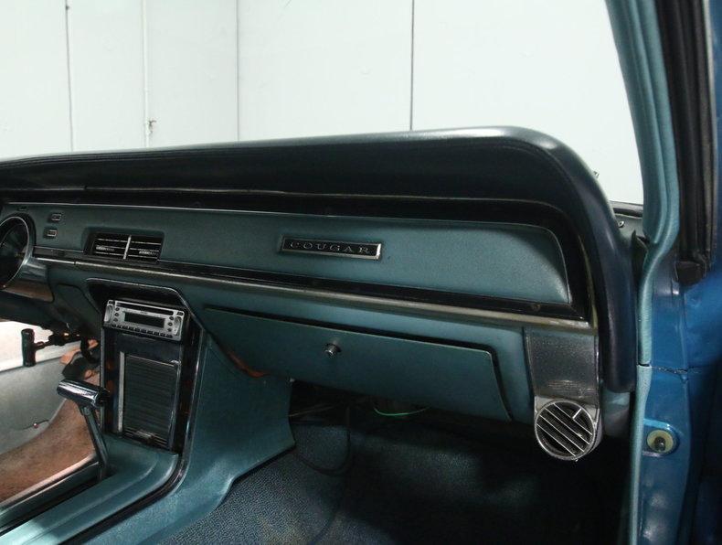 1967 Mercury Cougar #51
