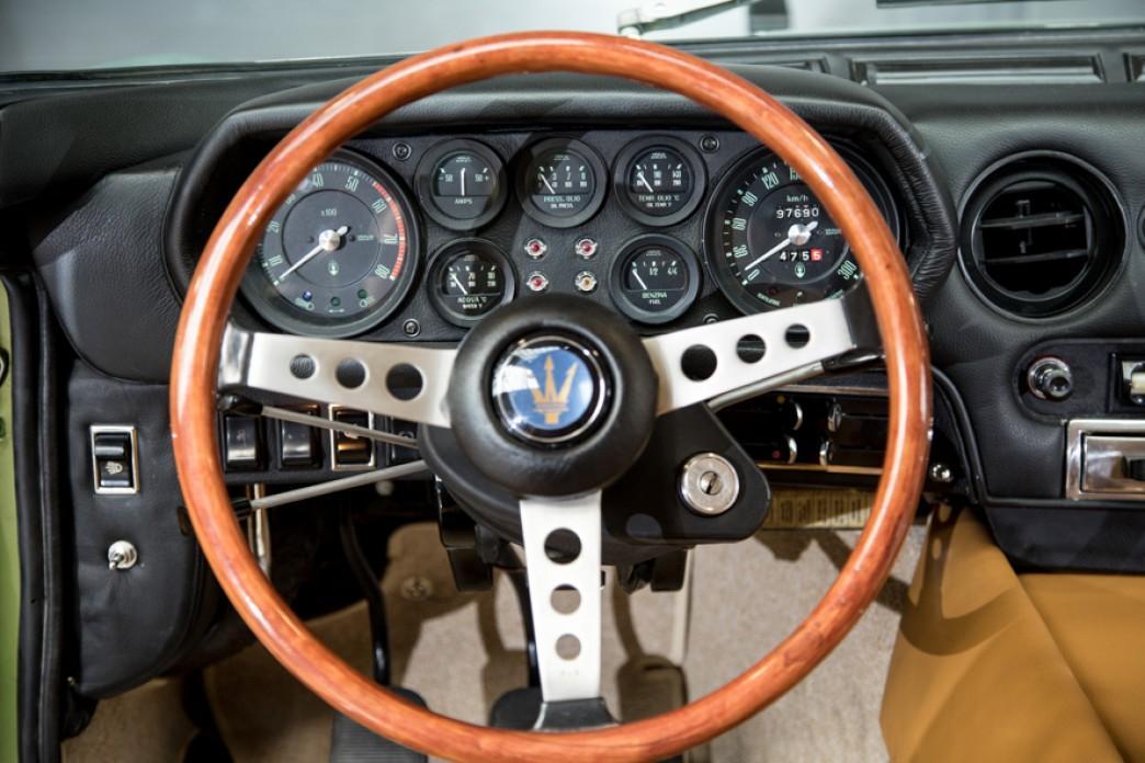 1970 Maserati Indy 4200 Coupe #16