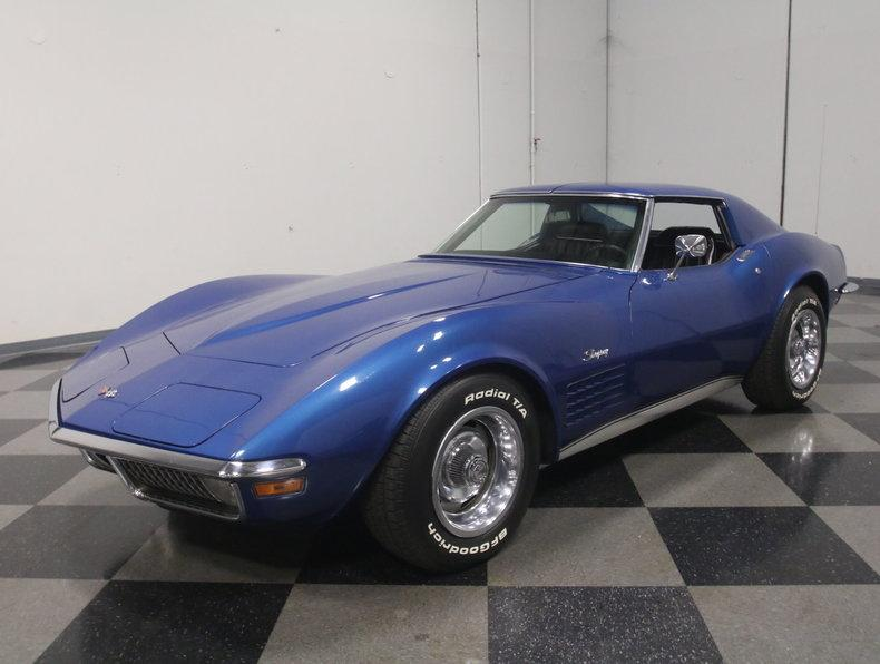 1970 Chevrolet Corvette #11